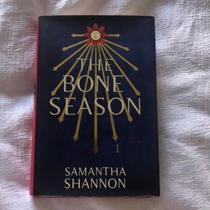 FREE The Bone Season Hardcover